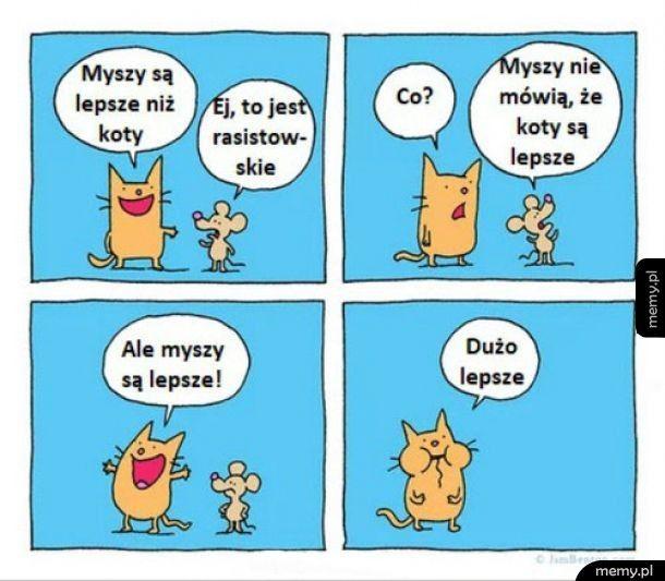 Kot I Mysz Memypl