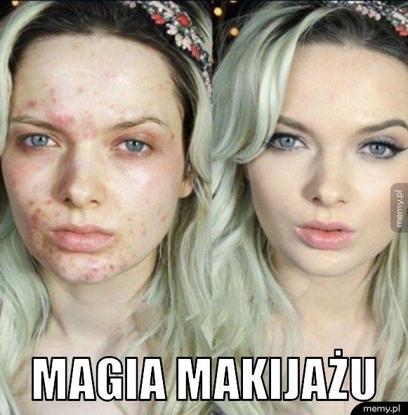 Memy Makijaż Makijaż Memy Makijaż Memypl
