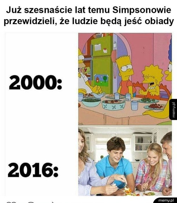 Simpsonowie przewidzieli przyszłość