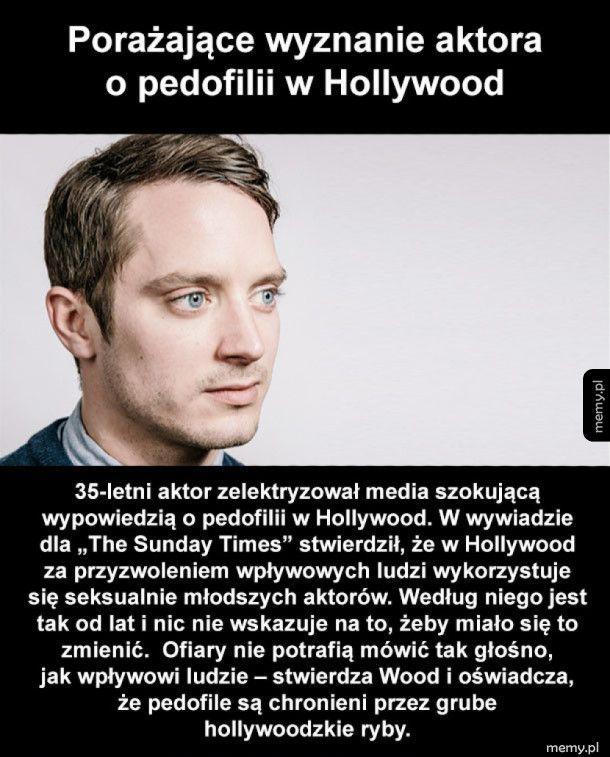 Zaskakujące wyznanie aktora