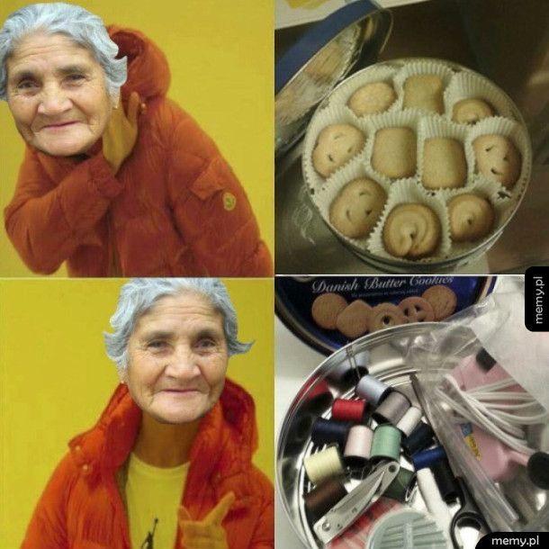 Sekretna skrytka każdej babci