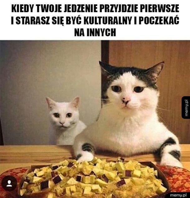 Typowy problem w restauracji