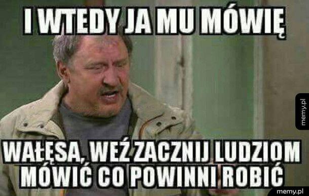 Tak to się zaczęło z tym Wałęsą