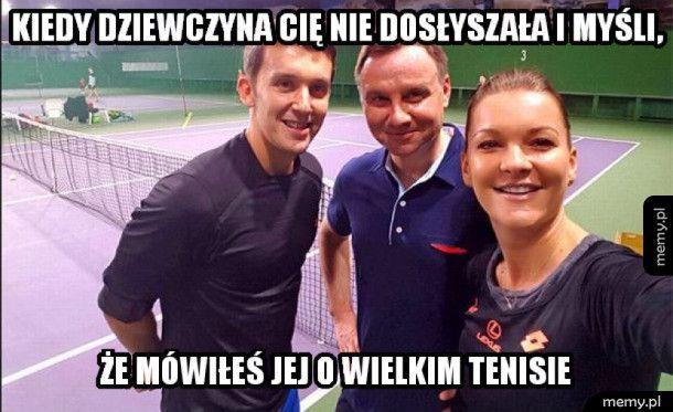 Duda i Radwańska