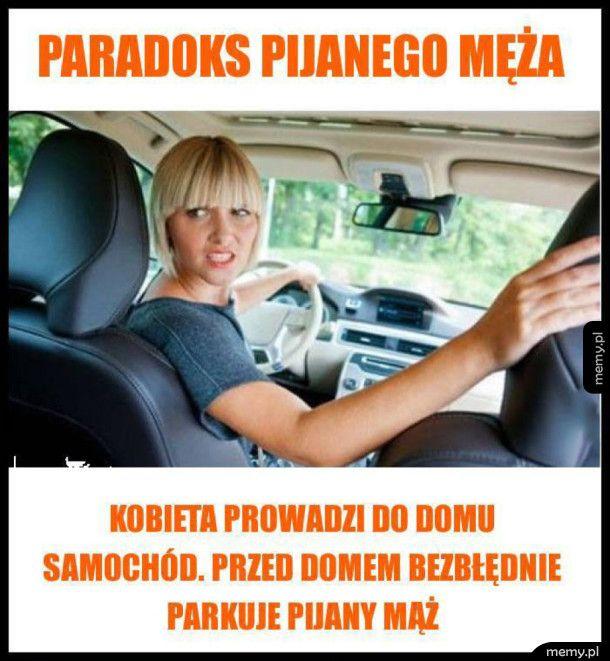 Paradoks pijanego męża