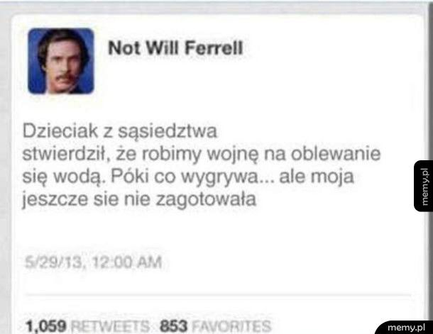 Not will ferrell