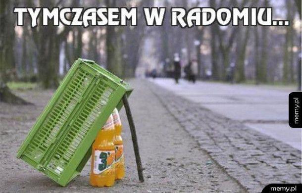 Tymczasem w Radomiu
