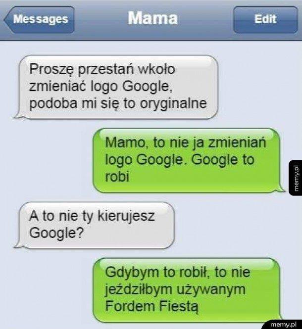 Mama vs Syn