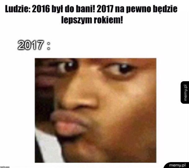 Czy 2017 będzie lepszym rokiem?