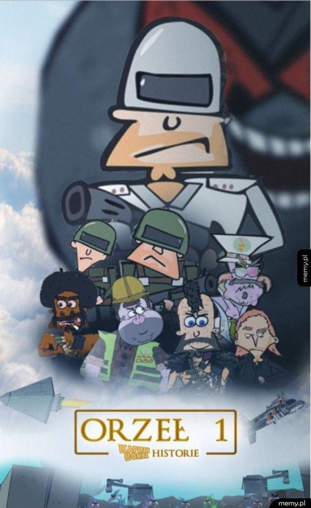 Kapitan Bomba Historie