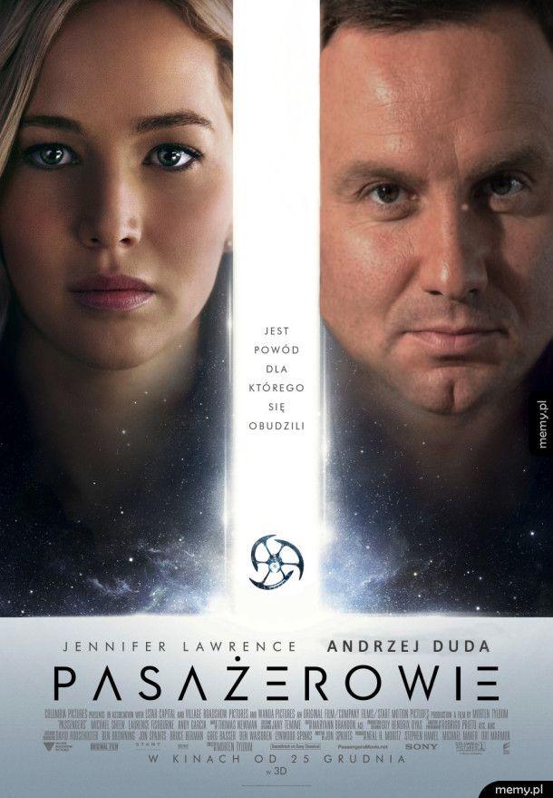 Gdyby Andrzej Duda był na plakatach filmowych