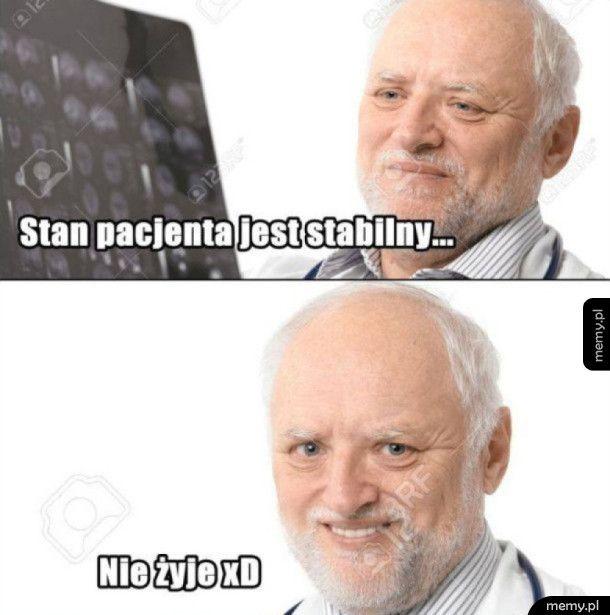 Dziwny pan lekarz