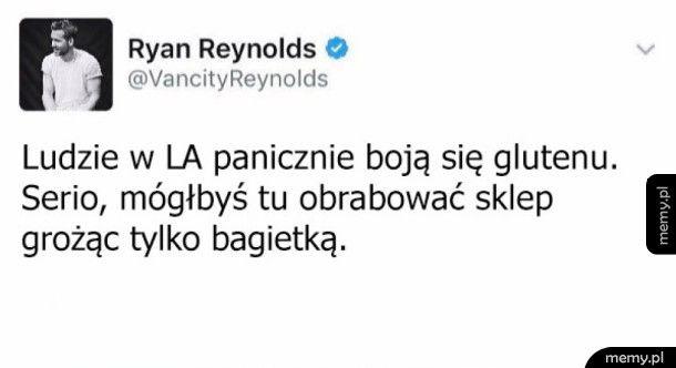 Ryan Reynolds panie i panowie