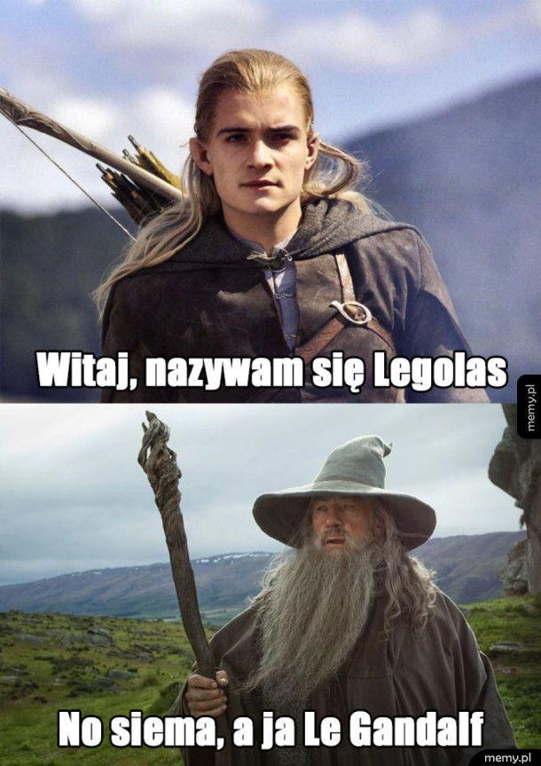 Le Gandalf