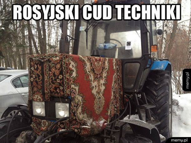 Rosyjska technika