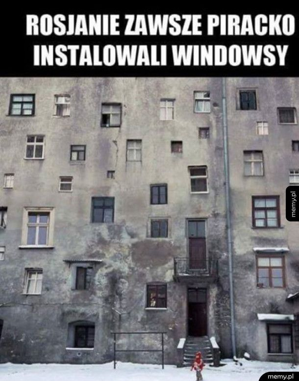 Windows w Rosji