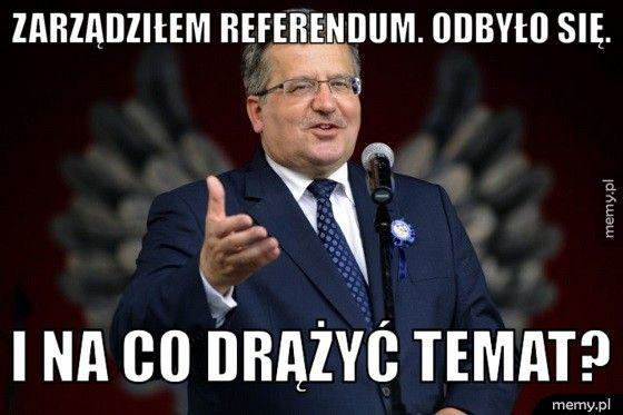 Reakcja internetu po referendum