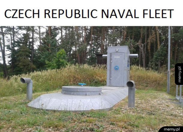 Czeska Marynarka Wojenna