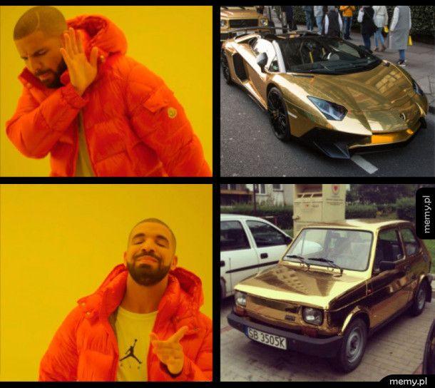 Prawdziwy fan motoryzacji
