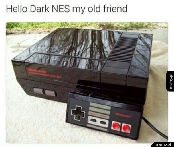 Hello dark NES