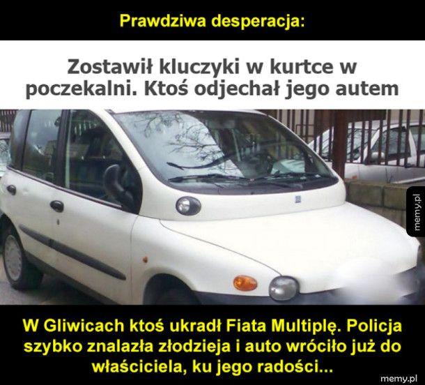 Desperacja level Gliwice