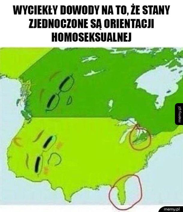 Orientacja USA