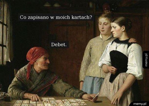 Karty powiedzą Ci prawdę