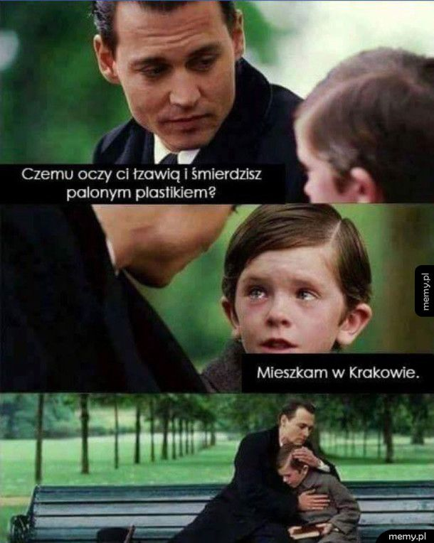 Mieszkaniec Krakowa