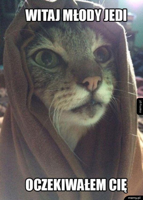 Witaj młody Jedi