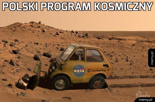 Polska w kosmosie!