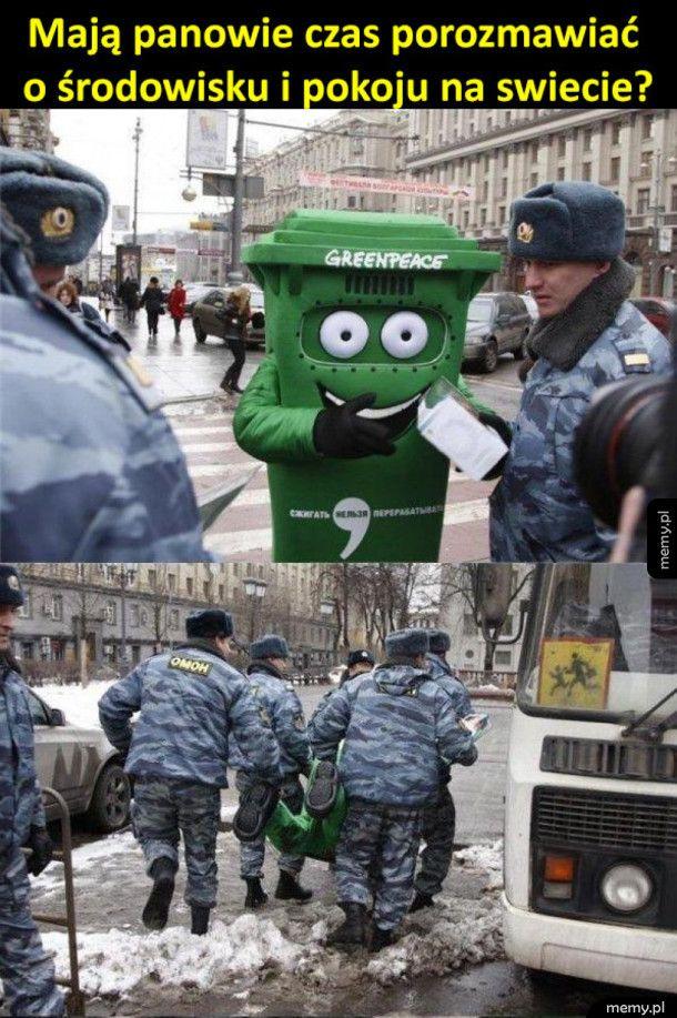 Nie w Rosji