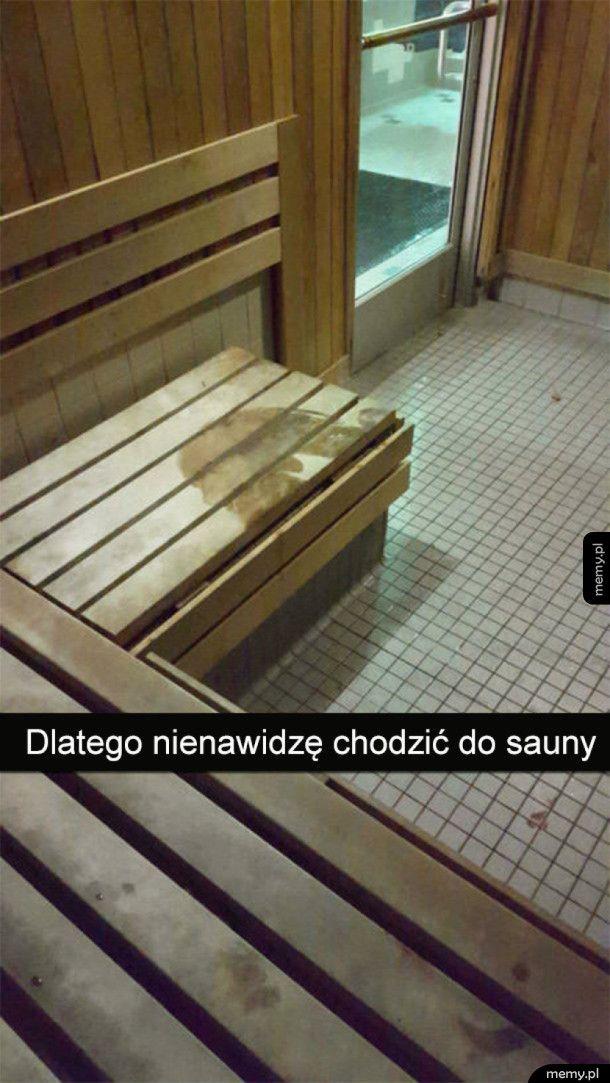 Publiczna Sauna