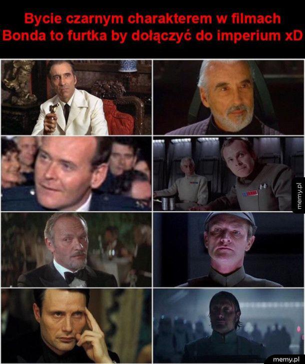 Od Bonda do Gwiezdnych Wojen