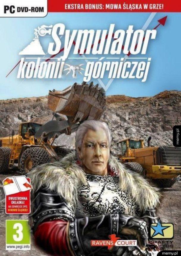 Symulator kolonii