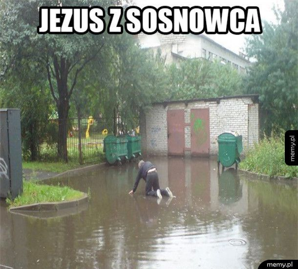 Jezus z Sosnowca