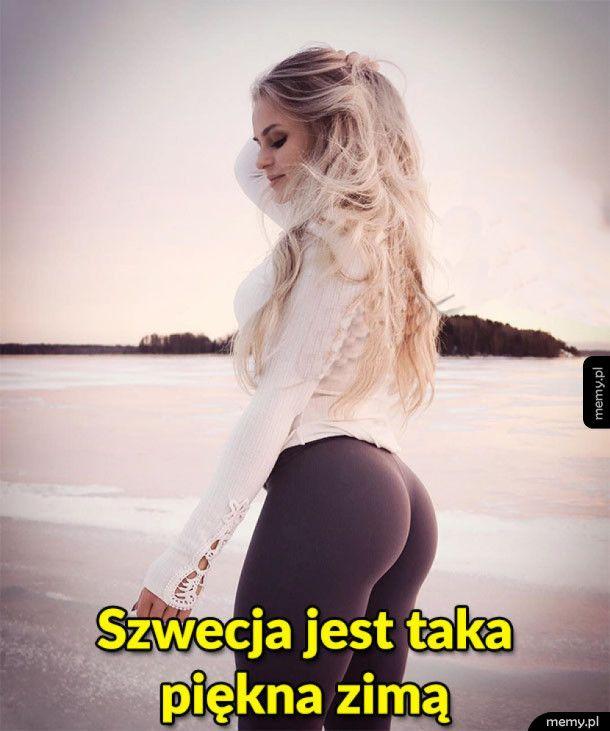 Szwecja jest taka piękna