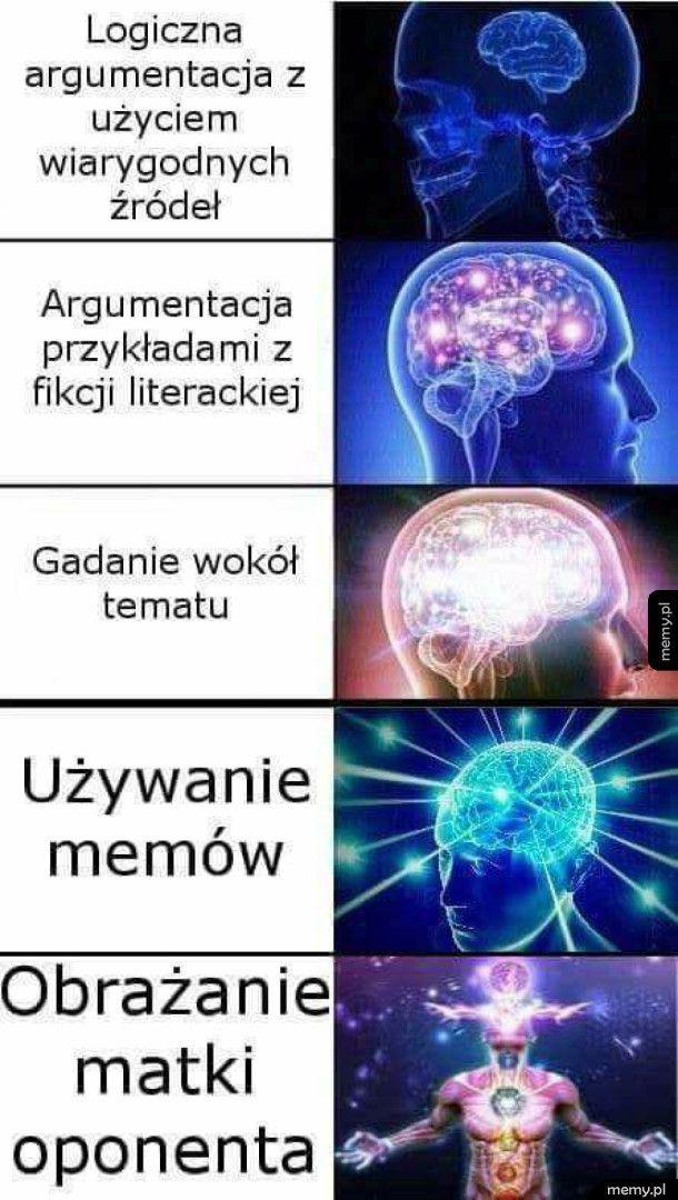 Kłótnia w internecie