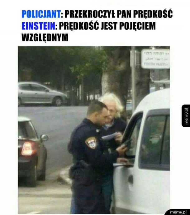 Rozmowa z policjantem