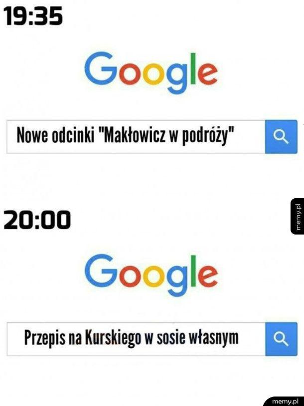 Makłowicz sobie poradzi