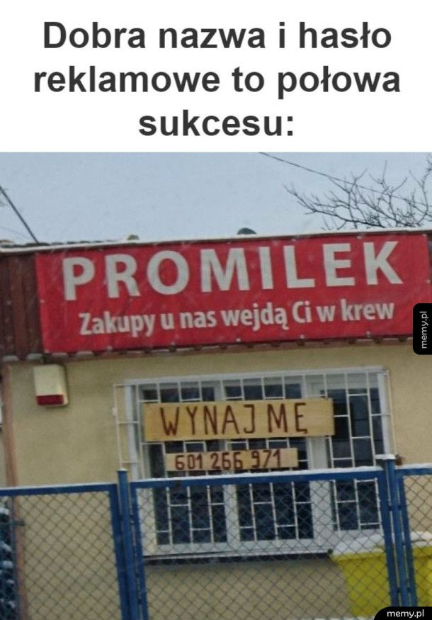 Marketing dźwigną handlu