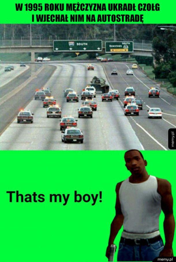 GTA w prawdziwym życiu! :D