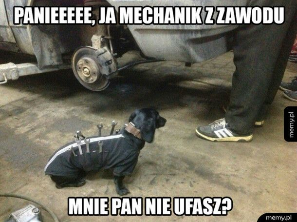 Mirek mechanik