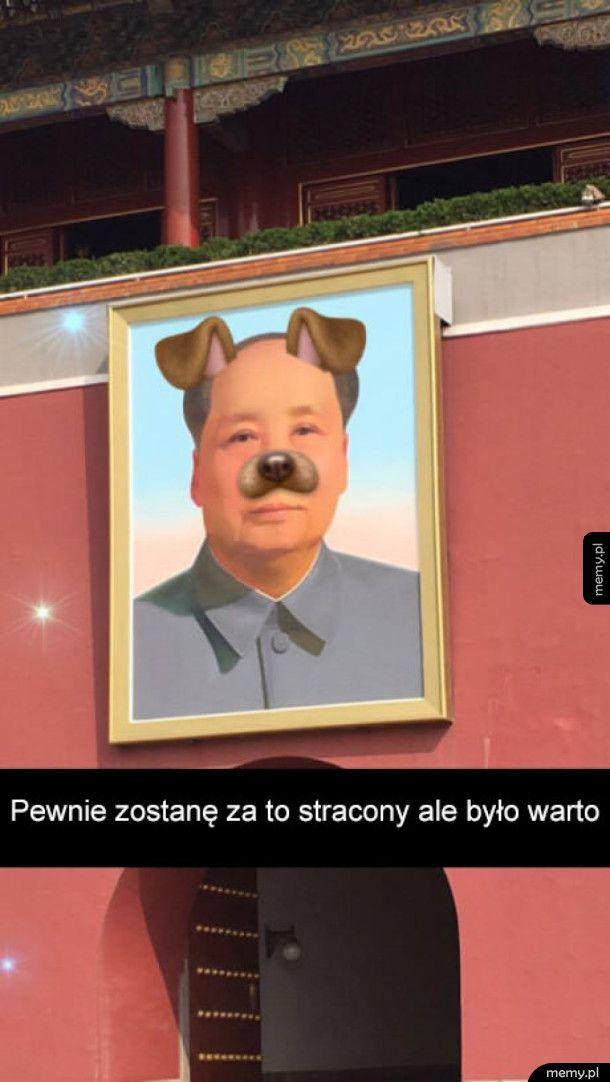 Może to jego urok, może to komunizm