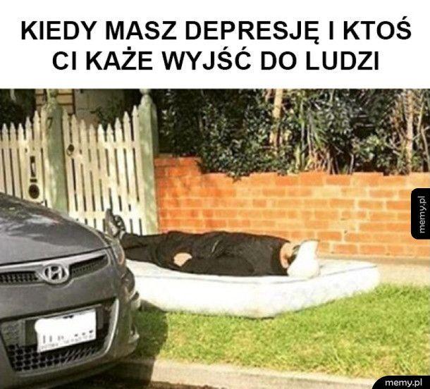 Ciężka depresja