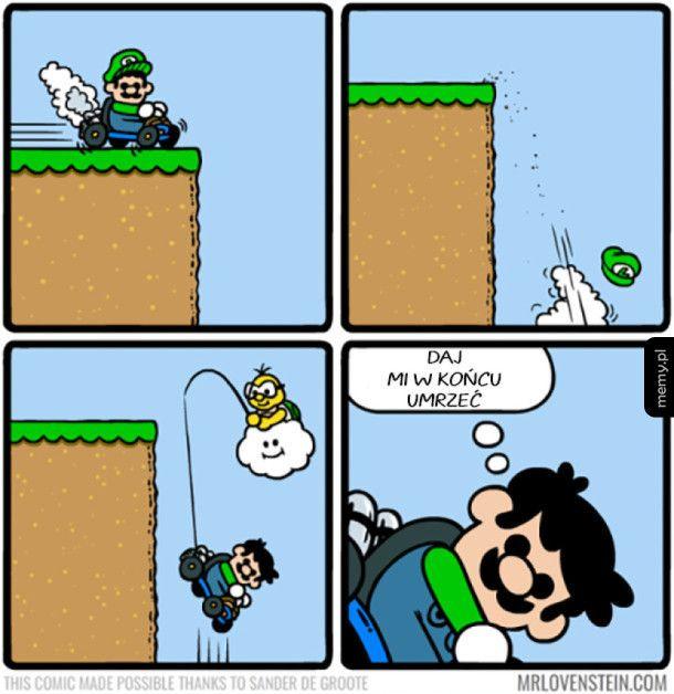 Najskrytsze marzenie Mario
