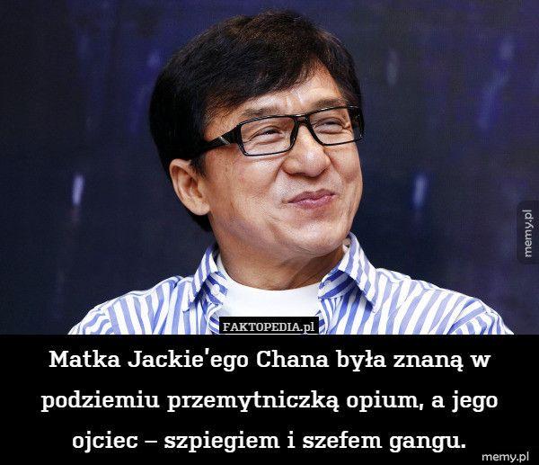 Rodzice Jackie'ego
