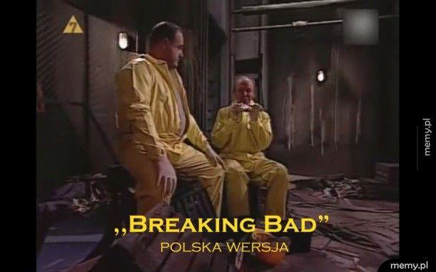 Breaking Bad po polsku