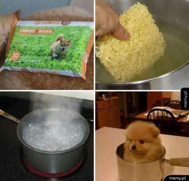 Chińskie zupki