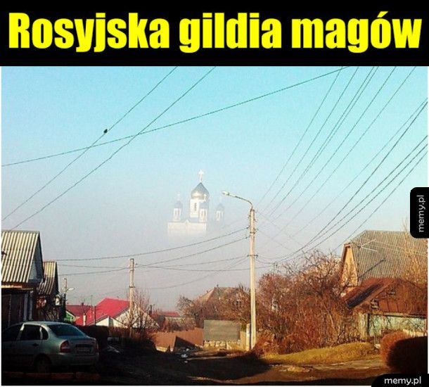 Ruscy magowie