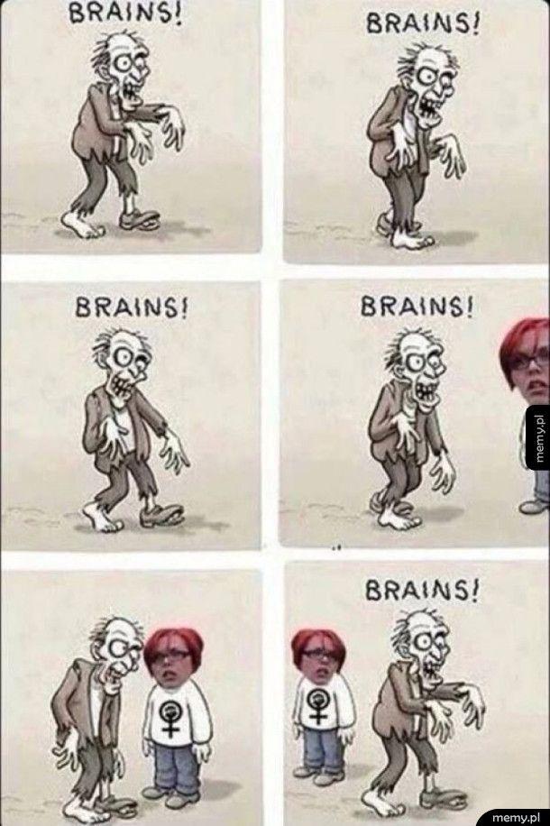 Gdzie jest mózg